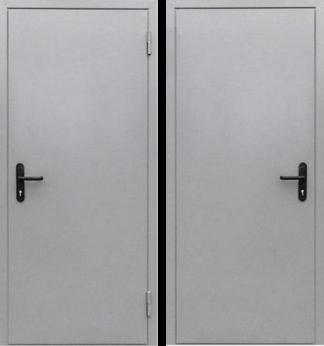 Дверь-противопожарная
