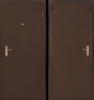 Дверь-Страж-Гост-Металл